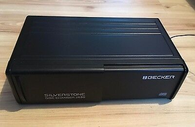 Genuine Becker Silverstone Cd Disc Changer Be 2630
