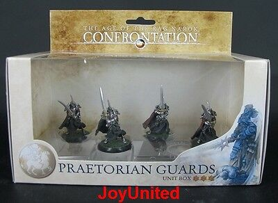 RACKHAM CONFRONTATION Praetorian Guards Griffins of Akkylannie Unit Box GRLV01