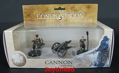 RACKHAM CONFRONTATION Griffins of Akkylannie Cannon Unit Box Game Figure GRFR01