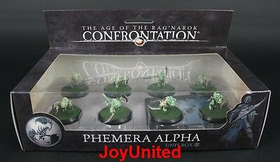 RACKHAM CONFRONTATION Phemera Alpha Unit Box Miniature Game Figure SCRE02