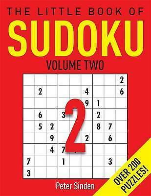 The Little Book Of Sudoku - Volume Two (Paperback), Non Fiction Books, Brand New
