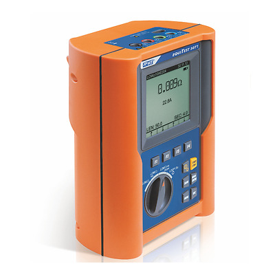 **CLEARANCE** HT EQUITEST 5071 Earth Resistance Meter