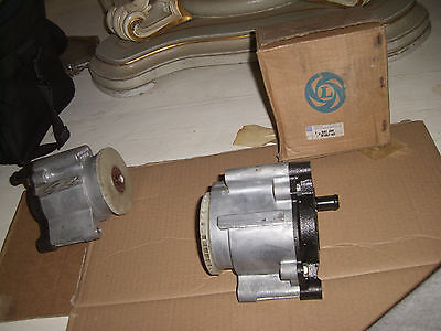 TRIUMPH SPITFIRE 1500 / MG MIDGET 1500 smog pump /air pump NEW-ORIGINAL! V.RARE