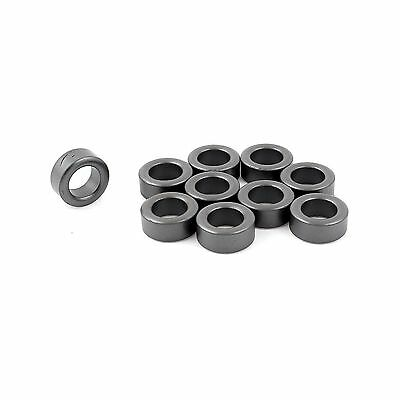 Uxcell a12022900ux0337 10 Piece Toroid Ring Ferrite Cores 22.5 mm x 13.5 mm x...