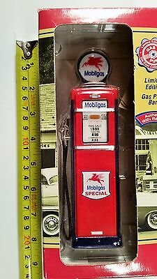 Vintage Replica MobileGas Limited Edition gas pump light-up bank