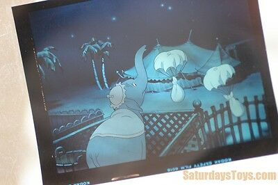 "1941 Walt Disney Studio DUMBO Nighttime Baby Drop Transparency Kodak 2.5"" x3"""