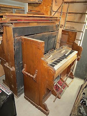 Parting out a couple of Antique Organs - What parts do you want ? I will ship