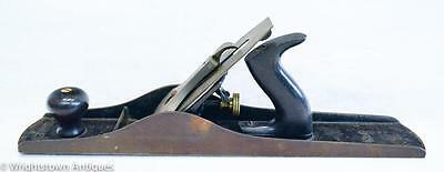 Antique BAILEY No6 Wood Plane Carpenter Tool Woodworking Patent 1902