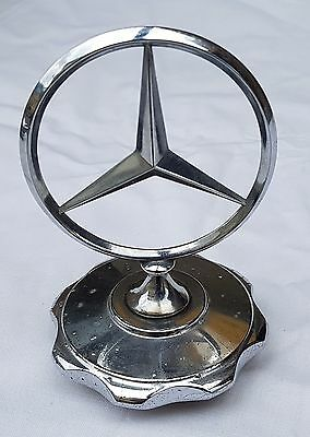 Alter Mercedes-Benz Stern - Hood Star Original (50)