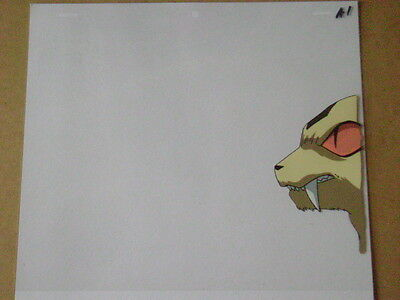 Inuyasha Kagome Kirara Takahashi Anime Production Cel