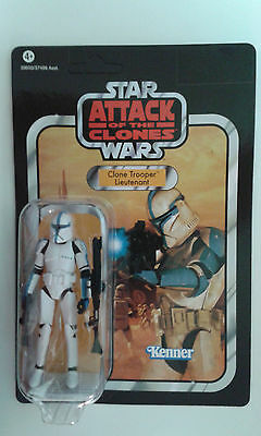 Star Wars Clone Trooper Liutenant Vintage Collection Vc109