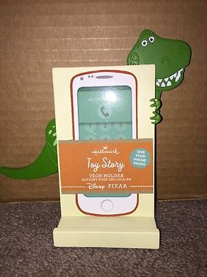 Hallmark Toy Story Tech/phone Holder Disney Pixar