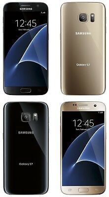 Samsung Galaxy S7 32GB SM-G930T Unlocked GSM T-Mobile Android Smartphone B