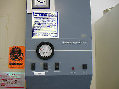 Biological Safety Cabinet, Class II A/B3