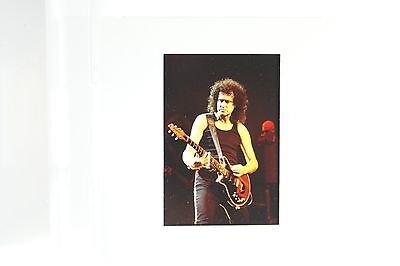 Queen / Brian May rare Archive Publicity Slide Negative