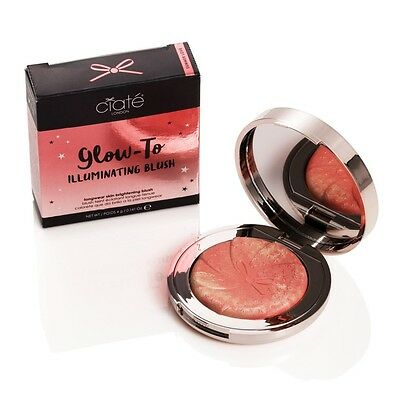 Ciate London Glow-To Illuminating Blusher Blush Highlighter *Babydoll* Shade