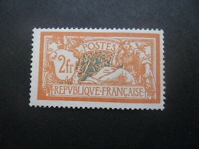 FRANCE-1907-Type Merson N°145 neuf ** luxe