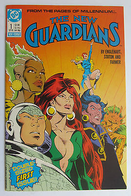 1 NEW GUARDIANS COMIC 1988 N/M - Defenders Captain America  Thor Thing  Avengers