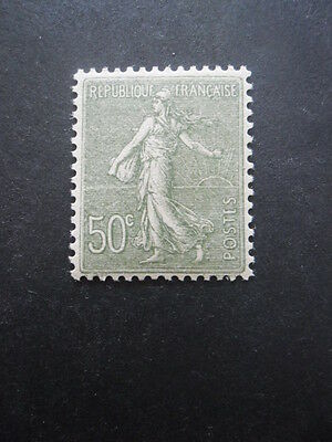 FRANCE-1924-Type Semeuse N°198 neuf ** luxe