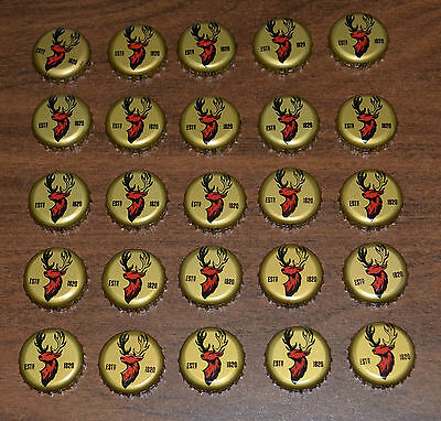 Alexander Keith's India Pale Ale Beer Bottle Caps - LOT of 25