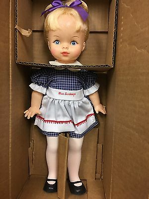 Vintage 1970 Horsman Miss Sunbeam doll NIB