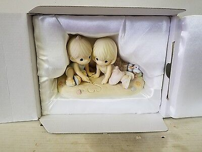 Precious Moments Washed Away In Your Love 730032 Limited Edition NIB 2007