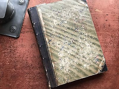1820's Scrap Book Manuscript Full of Poems, Prose, Essays and Pictures
