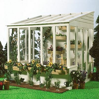 Dolls House Emporium 1:12th Scale Greenhouse Conservatory Kit BNIB
