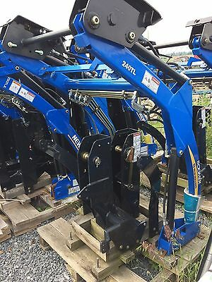 New Holland 240TL Front End Tractor Loader