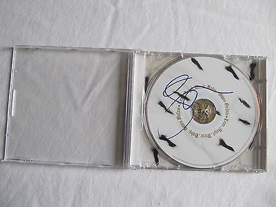 Gwen Stefani Signed Autograph Cd No Doubt Authentic In-Person The Voice