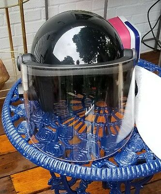 Med-Eng Systems Crowd Management Riot Helmet w/Face and Neck Protector Police