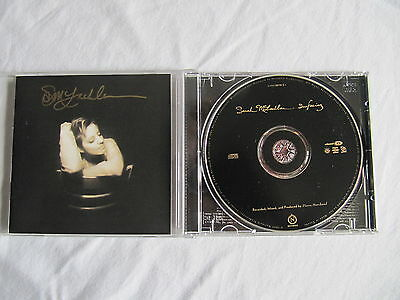 SARAH McLACHLAN SIGNED AUTOGRAPHED CD COVER SURFACING IN-PERSON AUTHENTIC RARE!