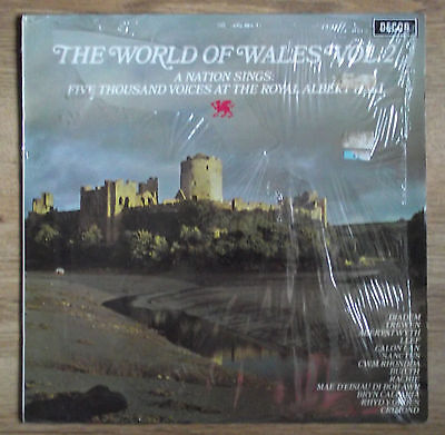 The World of Wales Volume 2 Decca SPA 214 Conductor Terry James