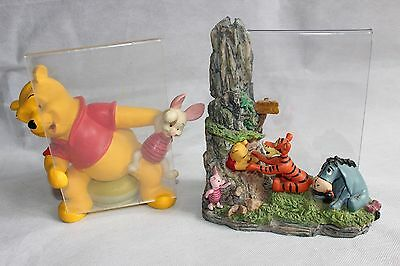 Disney Winnie The Pooh 3D Picture Frames, Damaged