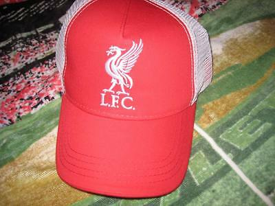 Liverpool Mens Cap New With Tags