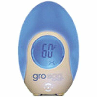 The Gro Outdoor Thermometers Company Gro-Egg Room Thermometer, White