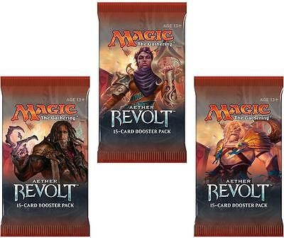 Magic the Gathering - Aether Revolt booster for sale