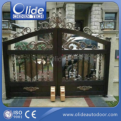 Automatic dual swing gate opener / Double Swing Gate Closer