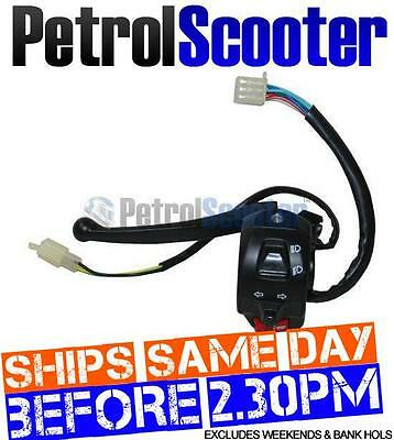 Left Hand Lights   Indicator Swtich For Chinese Scooters Fits Many Models
