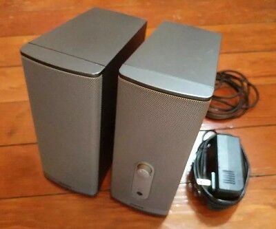 Genuine Bose Companion 2 Series II Multimedia Speaker System