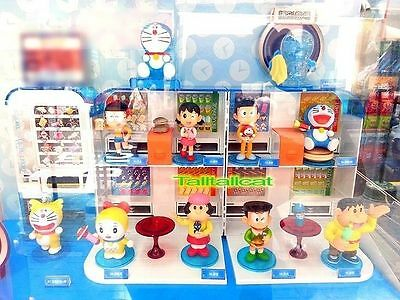 HK 7-11 X Doraemon & Friends Make a Wish (Complete Set) with Magical Tools House