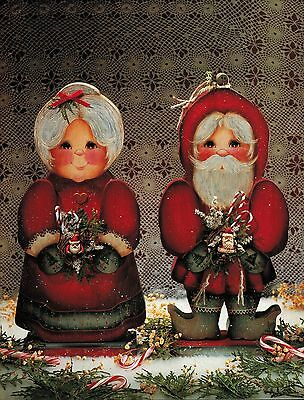 Tole Decorative Painting Xmas Thanksgiving Easter Wedding Couples Thompson Book