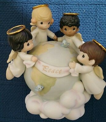 Precious Moments Figurines - Lot of 1. Lot# PM22
