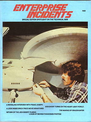Enterprise Incidents Special Edition Spotlight On The Technical Side 1984 UNREAD