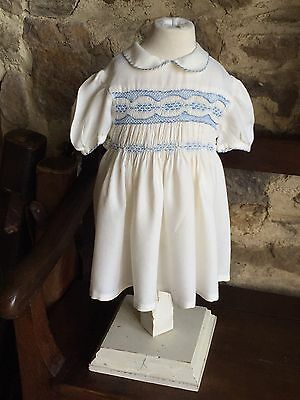 Vintage Baby  Doll Bear Dress