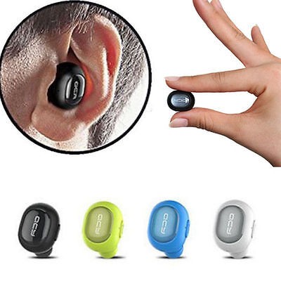 Wireless Bluetooth Headset sport écouteurs sweatproof Micro Pour iPhone Samsung
