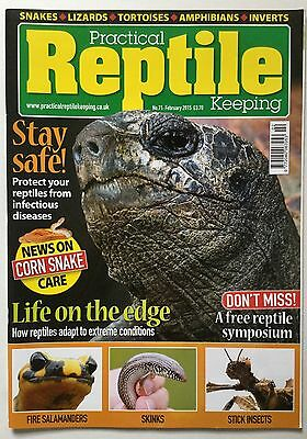Practical Reptile Keeping No. 71 February 2015