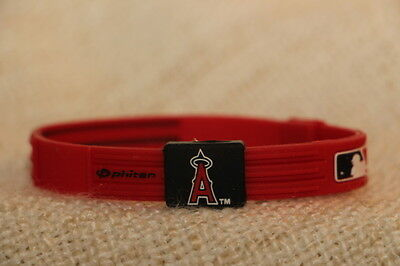 MLB LA Angels titanium infused wristband,free post and free gift incl