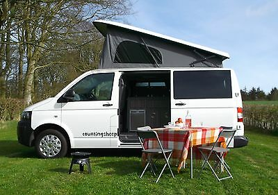 vw campervan hire from £75 per night