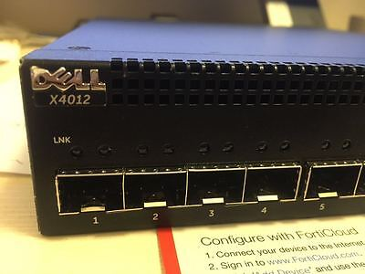 Dell X4012 Networking Switch